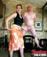 femdom castrate mistress